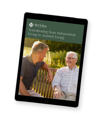 McClellan Senior Living eBook